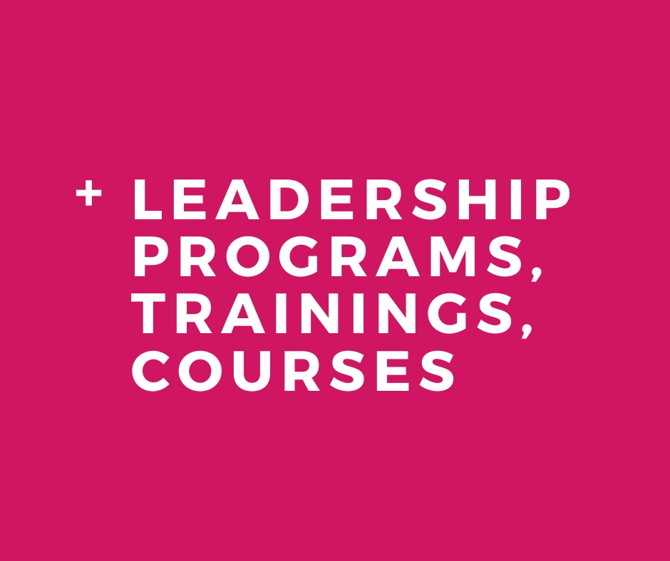 Skidmore Consulting - Leadership Programs Service