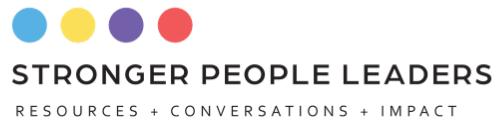 Stronger People Leaders Logo
